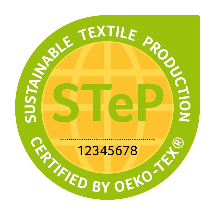 永續物料的生產獲 Oeko-Tex® 認可