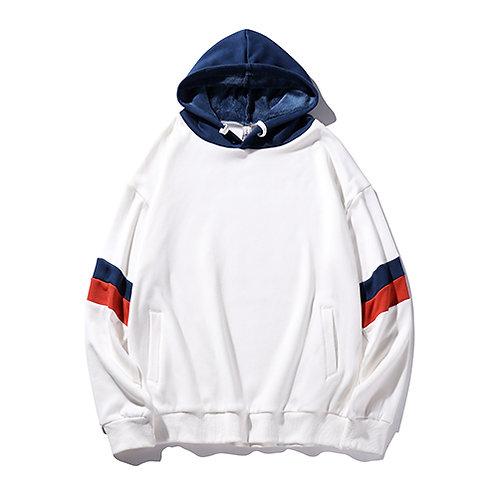 拼色連帽衛衣 Pullover Hoodie   350g (TCBINGMY-BMY5HB11)