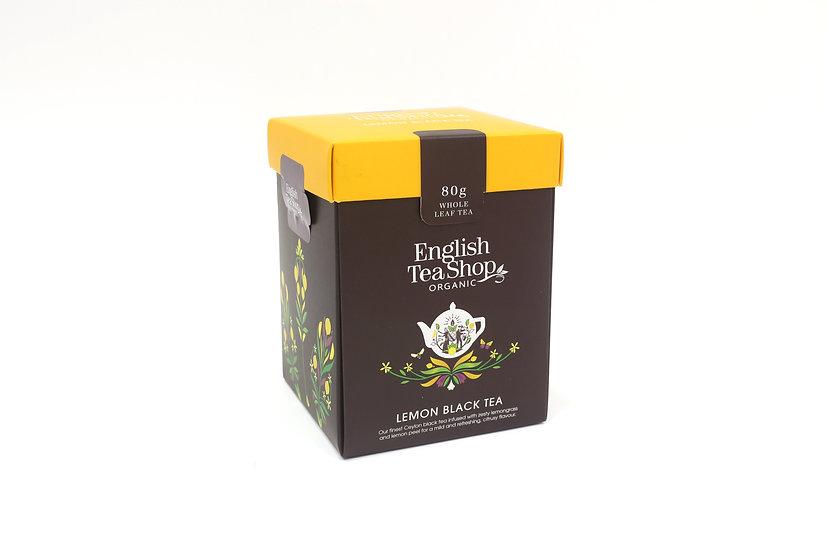 Lemon Black Tea (80g Whole Leaf Tea)   059844
