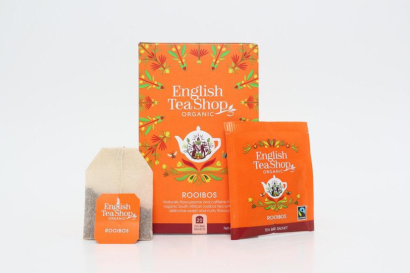 Rooibos (20 Tea Bag Sachets) | English Tea Shop | BR291061