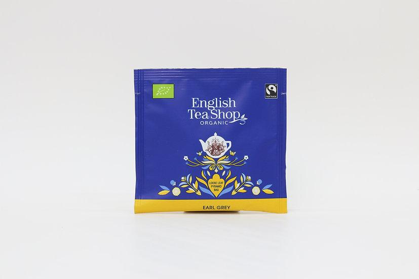 Earl Grey (50 Loose leaf pyramid tea bags per pack) | 060987