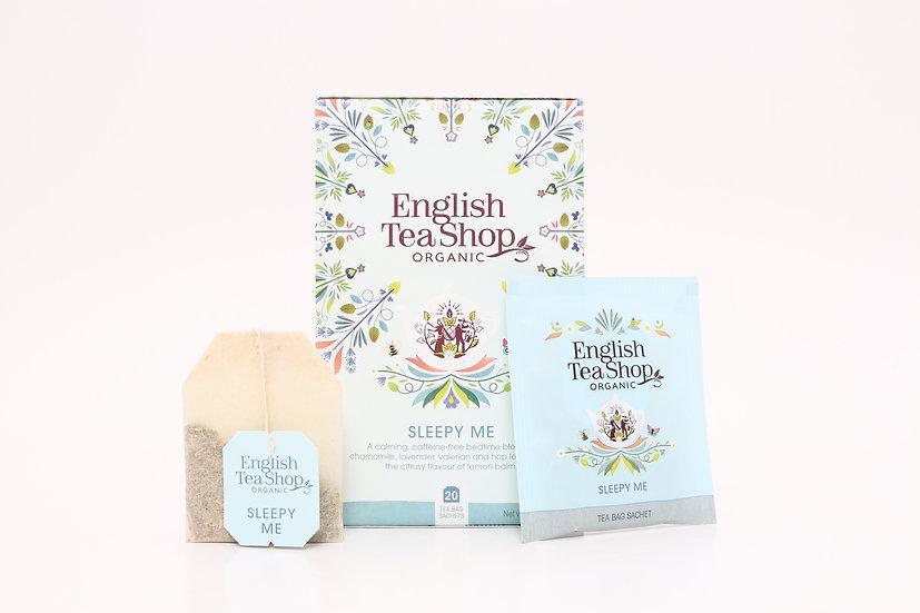 Sleepy Me (20 Tea Bag Sachets) | English Tea Shop | BR439661
