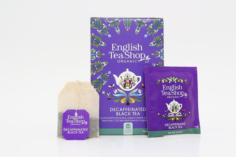 Decaffeinated Black Tea (20 Tea Bag Sachets) | BR344696