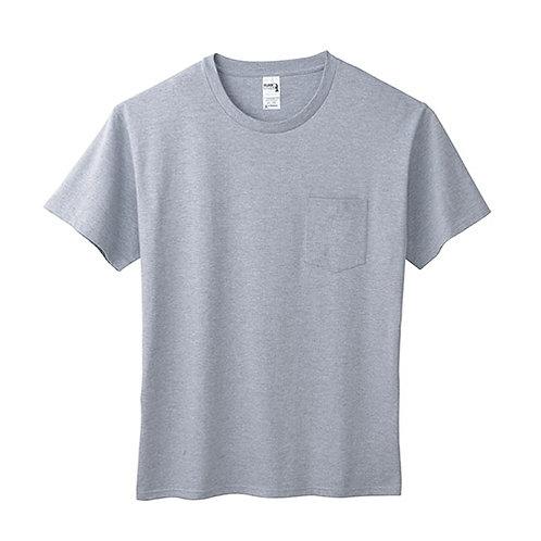 圓筒無縫有袋T裇 Tubular Construction Pocket T-shirt (TCHAGD30)