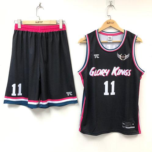 籃球衫 Basketball Jersey | Glory Kings 男子籃球隊球衣 Glory Kings' Jersey (TC00040)