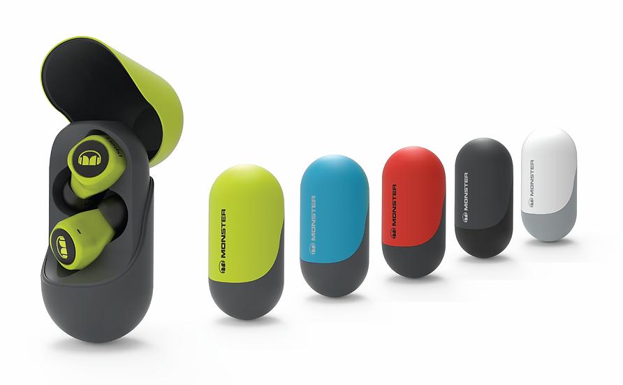Monster iSport Achieve 500 Airlinks Wireless Earbuds (Headphone) 無線藍牙耳機