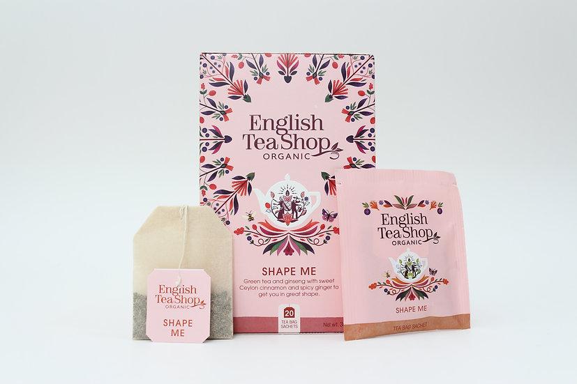 Shape Me (20 Tea Bag Sachets)   English Tea Shop   BR579702