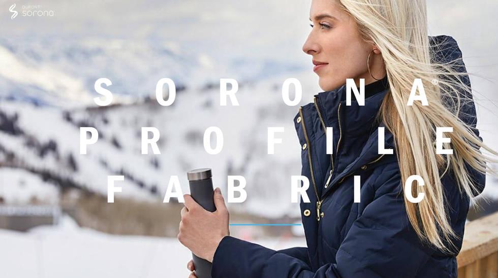 DuPont™ SORONA® PROFILE FABRIC