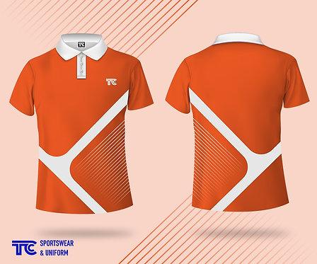 Polo裇 Polo Shirt (Design Template 參考設計 P001-C)
