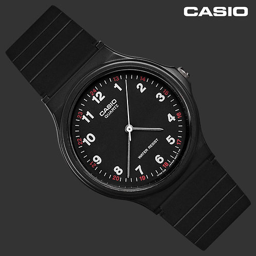 Casio Quartz Watch (Unisex) | MQ-24-1B | B1