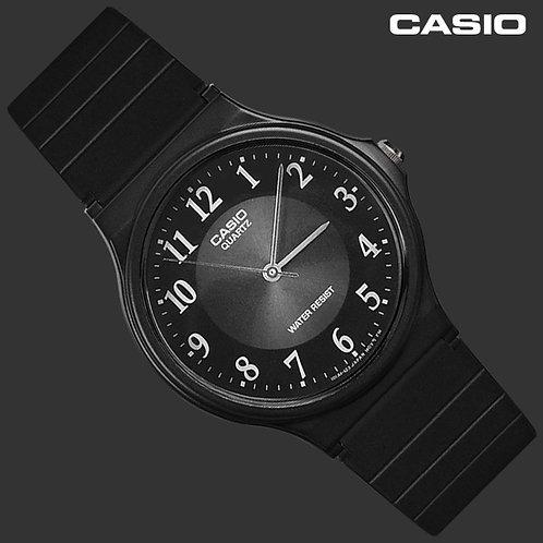 Casio Quartz Watch (Unisex) | MQ-24-1B3 | B3