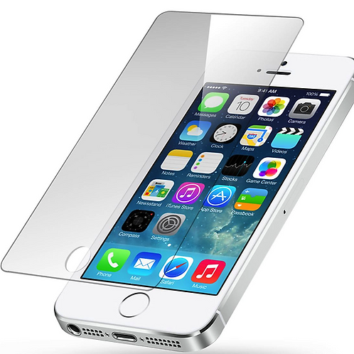 Tempered Glass Screen Protector for iPhone SE