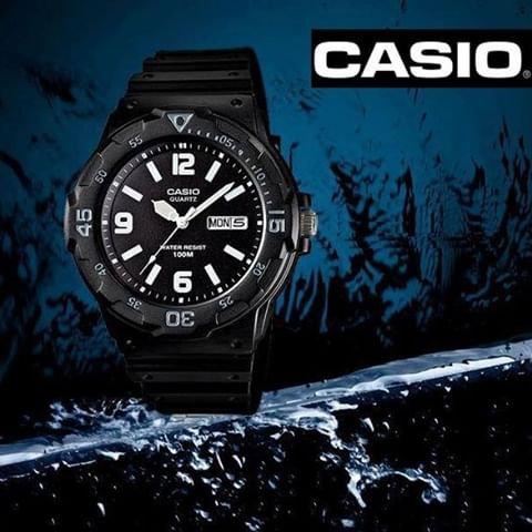 Casio Dive Watch (Unisex) | MRW-200H-1B2 | M1