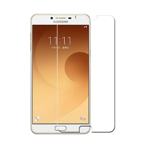 Tempered Glass Screen Protector for Samsung Galaxy C9 Pro