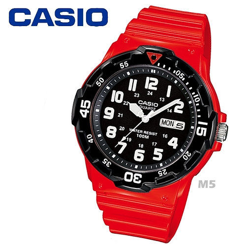 Casio Dive Watch (Unisex) | MRW-200HC-4B | M5