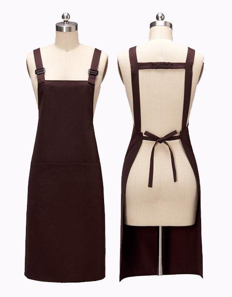 圍裙 連收納袋 Multi Pocket Bib Apron (TCWEICC-5HB78)