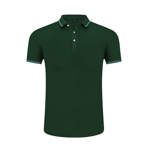 速乾Polo裇 Dry Fit Polo Shirt | 方格紋 (TC222543-01HB24)