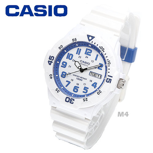 Casio Dive Watch (Unisex) | MRW-200HC-7B2 | M4