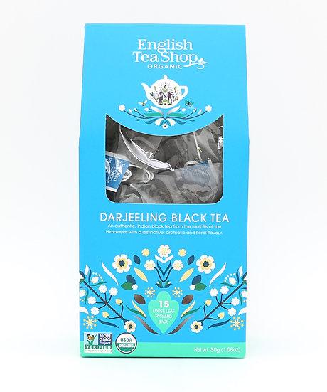 Darjeeling Black Tea (15 Loose leaf pyramid tea bags) | 059462