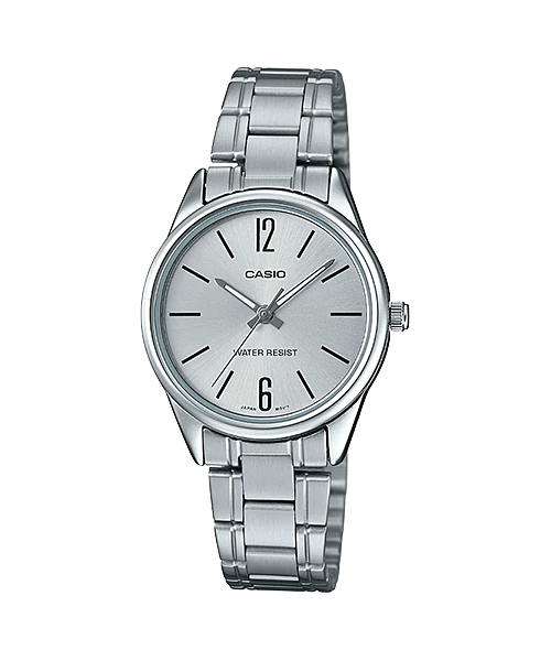 Casio Stainless Steel Watch (Ladies) | LTP-V005D-7B | S5a