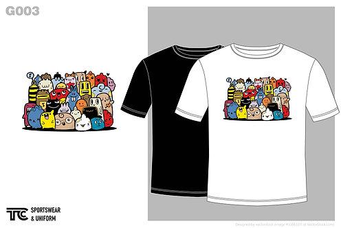 T裇 T-shirt (G003)