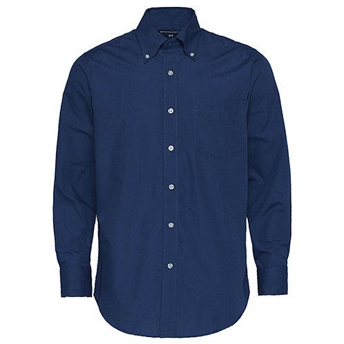 扣領長袖裇衫 Button-Down Long Sleeve Shirt (TC1CBHB01)