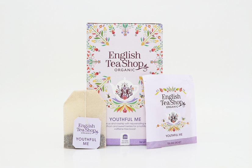 Youthful Me (20 Tea Bag Sachets) | English Tea Shop | BR439807