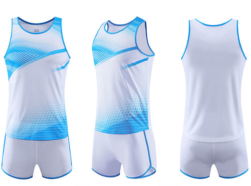 速乾田徑服套裝 Dry Fit Track and Field Uniform | 150g (TC223061-22HB01)