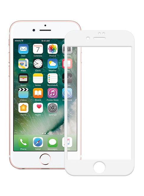 Edge to Edge Full Cover Tempered Glass Screen Protector for iPhone 6S