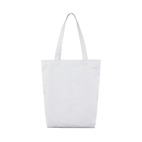 帆布袋連內袋 (底風琴) Tote Bag | 35(W)cm x 37(H)cm x 9(D)cm (TCMHK-BG450CHBWM-1)