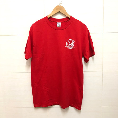 T裇 T-shirt   MyRoots 展覽制服 MyRoots Exposition Uniform (TC00095-R)