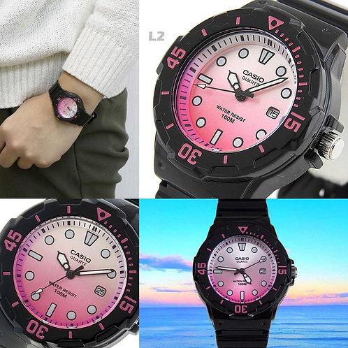 Casio Dive Watch (Ladies) | LRW-200H-4E | L2