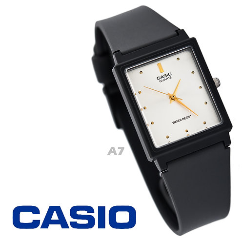 Casio Gold Markers Watch (Unisex) | MQ-38-7A | A7
