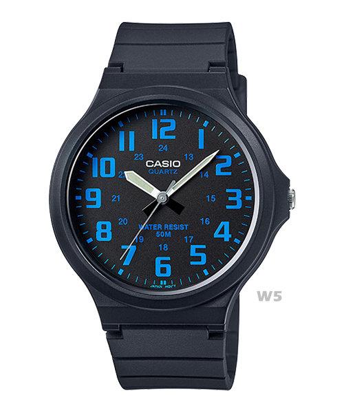 Casio Swim Watch (Unisex) | MW-240-2B | W5