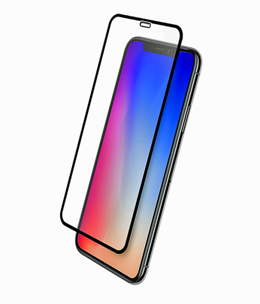 Edge to Edge Full Cover Tempered Glass Screen Protector for iPhone XS Max