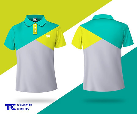 Polo裇 Polo Shirt (Design Template 參考設計 P002-C)