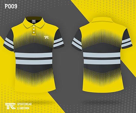 Polo裇 Polo Shirt (Design Template 參考設計 P009)