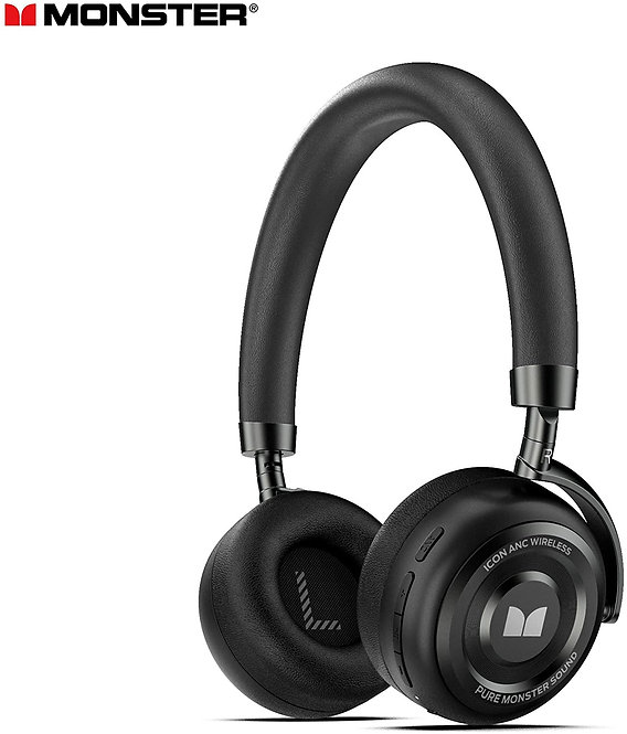 MONSTER Icon ANC Active Noise Cancelling Headphones