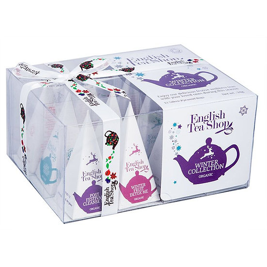 Winter Prism (12 Pyramid Tea Bags) | English Tea Shop | 056249