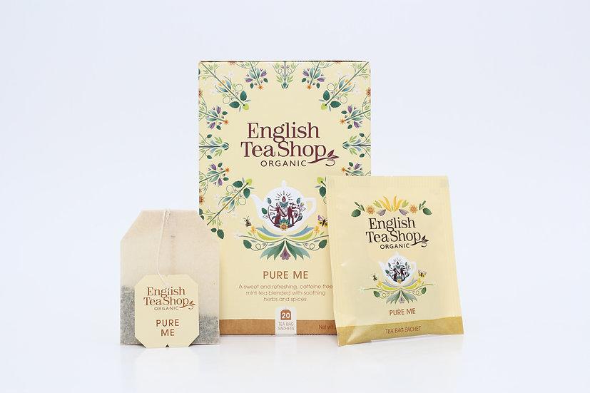 Pure Me (20 Tea Bag Sachets) | English Tea Shop | BR578333