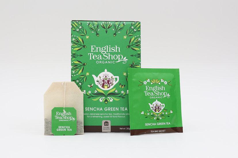 Sencha Green Tea (20 Tea Bag Sachets) | BR291825