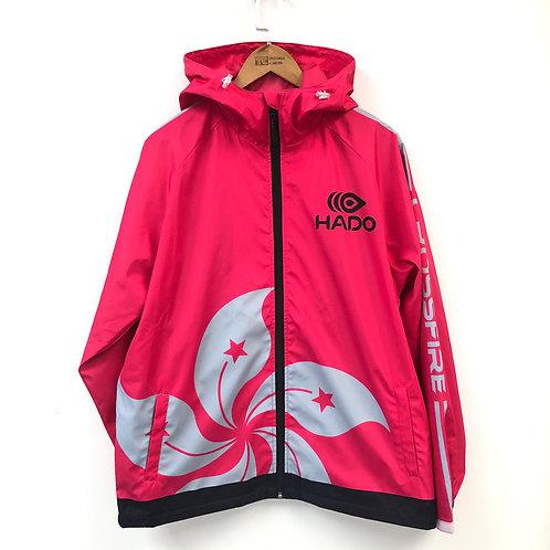 連帽風褸 Windbreaker   HADO 世界杯電競賽香港隊隊服 HADO Word Cup Crossfire's Teamwear (TC00030)