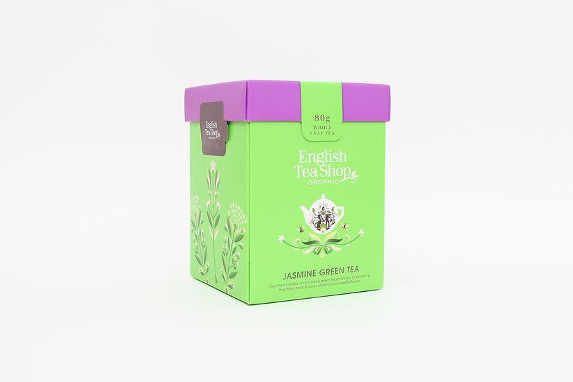 Jasmine Green Tea (80g Whole Leaf Tea) | 059936
