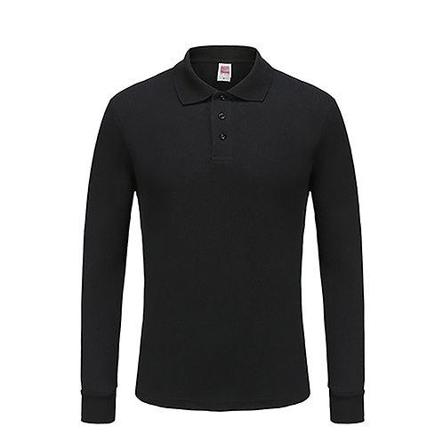 長袖Polo裇 Long Sleeve Polo Shirt | 220g (TC1ADHB01)
