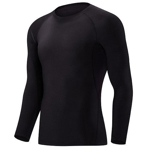 長袖伸縮型緊身衣 Long Sleeve Compression Shirt (TC34467-80HB81)