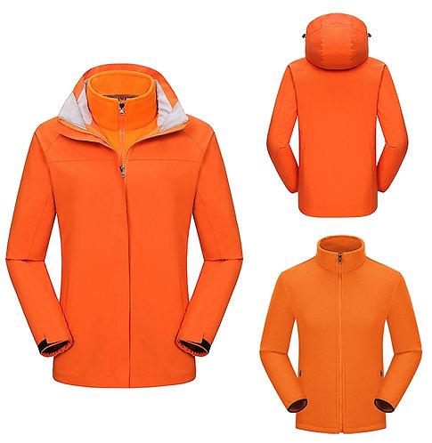 三合一女裝外套 3-in1 Women Interchange Jacket  (TC223058-116HB18)