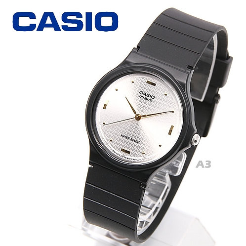 Casio Gold Markers Watch (Unisex) | MQ-76-7A1 | A3