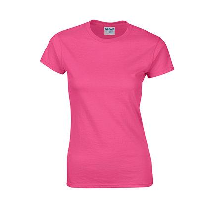 女裝T裇 Ladies T-shirt   180g   STANDARD 100 by OEKO-TEX® 環保認證 (TC760GD00L) 的副本