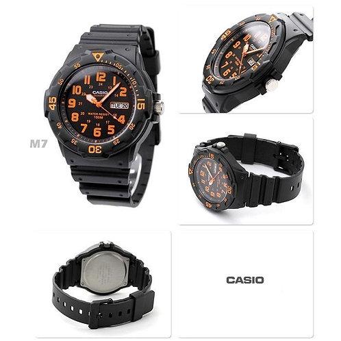 Casio Dive Watch (Unisex) | MRW-200H-4B | M7