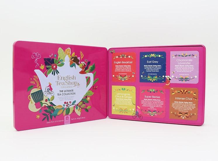 The Ultimate Tea Collection Gift Tin (36 Tea Bag Sachets)   058144
